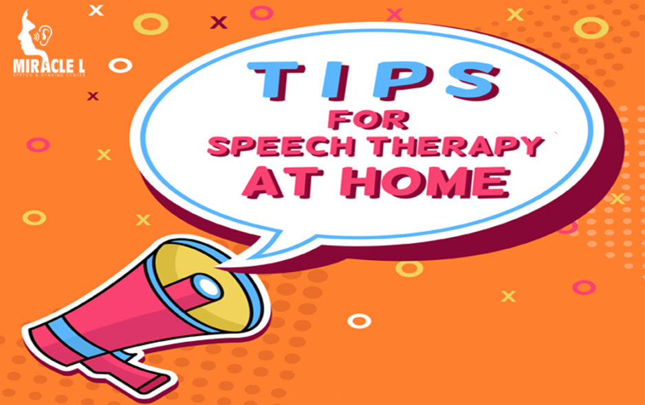 Free 6 speech therapy tips for children