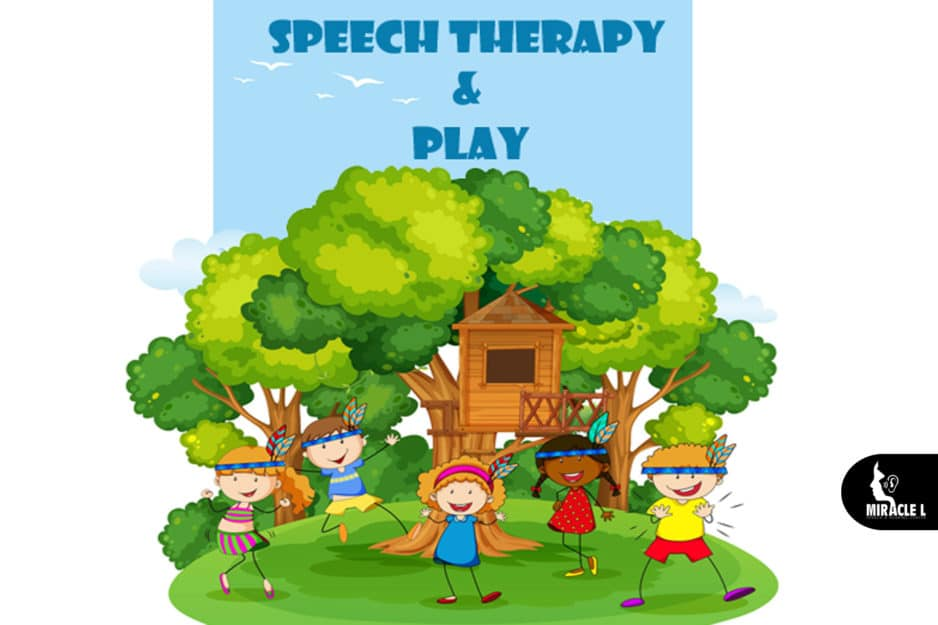 Play to develop speech